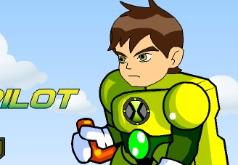 игры бен 10 супер пилот