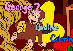 игра про обезьянку джорджа