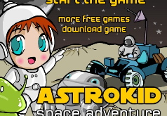 Игры Astrokid