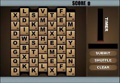 игра цепочка слов буква и