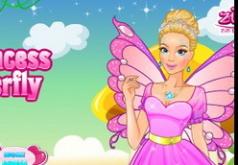 Игра Кукла принцесса бабочка
