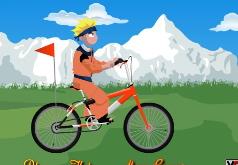 Игра Наруто Велопрогулка