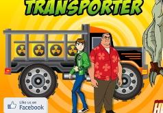 игры бен 10 атомный транспортер