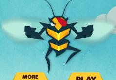 игры пчелка супер стрелок