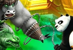 Игра Кунг-фу Панда: Яростный Бой