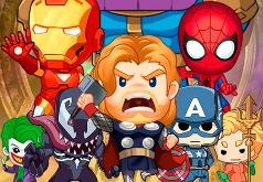 игры баланс супергероев