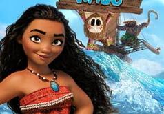 Игра Моана: Морские Поиски