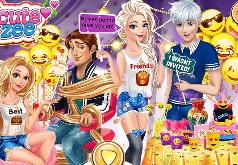 Игра Парочки: Эмоджи Вечеринка