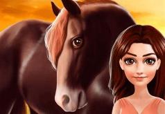 Игра Прекрасная Лошадь Бэль