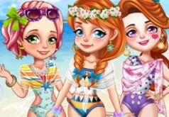 Игра Девочки: Летний Отдых и Путешествия