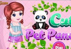 Игра Симпатичный Питомец: Панда