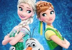 Холодное Сердце: Ты Эльза или Анна?