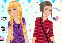 Игра Барби: Город Моды