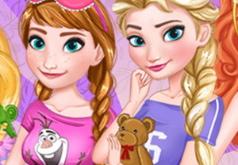 Игра Королевская Вечеринка Эльзы