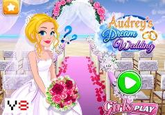Игра Свадьба Мечты Аудрей