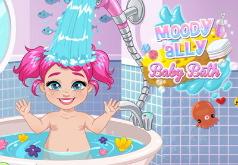 Игра Муди Элли: Детская Ванночка