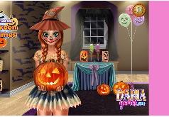 Игра Ледяное Сердце: Хэллоуинский Образ