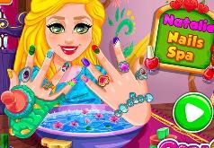 Игра Ногтевой Салон Натали