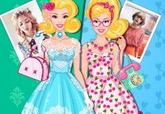 Игра Барби: Винтаж VS Ретро