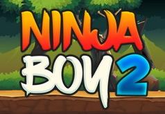 Игра Ниндзя Мальчик 2