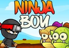 Игра Ниндзя Мальчик