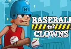 Игра Бейсбол Для Клоунов