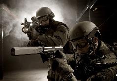Игры Безумный спецназовец