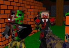 Игра Combat Pixel SWAT & Zombies