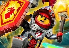Игра Лего Нексо Найтс: Маси
