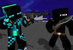 Игра Пиксельные Войны Героев