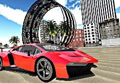 Игра Симулятор Экстремального Вождения