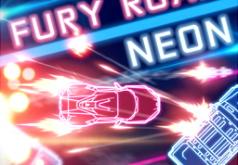 Игра Неон: Дороги Ярости