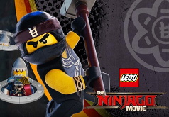 Игра Лего Ниндзяго: Ударь Акулу