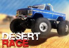 Игра Пустынная Гонка