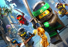 Игра Лего Ниндзяго: Команда