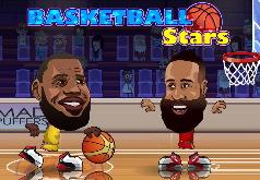 игры баскетбольные головы