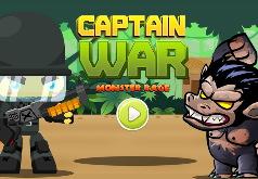 Игра Военный Капитан: Зомби Монстры