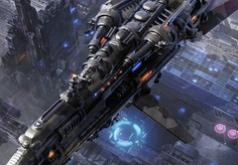 Игры Космический Корабль Боевая Мощь часть 2