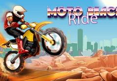 Игра Мотоспорт: Гонка по Песку
