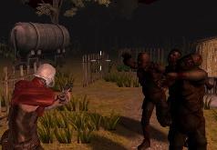 Игра Zombie Apocalypse Survival War Z