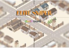 Игра Стикмен: Элитный Снайпер
