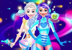 Игра Принцессы Диснея: Исследователи Космоса