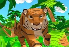 Игра Симулятор Тигра