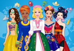 Игры Princess Undersea Party