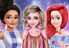 Игра Принцессы: Мода на Помпоны
