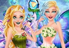 игры для девочек лесные феи