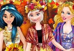 игры для девочек осенний бал