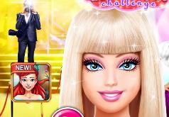 Игра Барби и Лара на Красной Дорожке