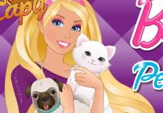 Игры Барби уход за животными часть 2