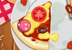 Игра Конкурс Пиццы